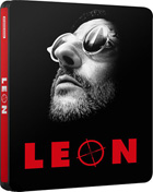 Leon: The Professional: 20th Anniversary Edition (Blu-ray-UK)(SteelBook)