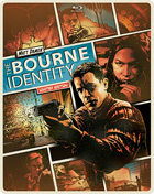 Bourne Identity: Limited Edition (Blu-ray/DVD)(Steelbook)