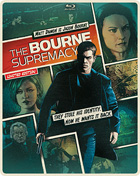 Bourne Supremacy: Limited Edition (Blu-ray/DVD)(Steelbook)