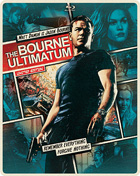 Bourne Ultimatum: Limited Edition (Blu-ray/DVD)(Steelbook)