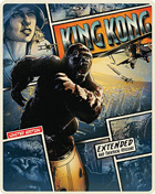 King Kong: Limited Edition (2005)(Blu-ray/DVD)(Steelbook)