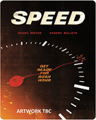 Speed: Limited Edition (Blu-ray-UK)(Steelbook)