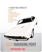 Vanishing Point (1971): Limited Edition (Blu-ray-UK)(Steelbook)