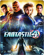 Fantastic Four: Limited Edition (Blu-ray-UK)(Steelbook)