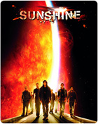 Sunshine (2007): Limited Edition (Blu-ray-UK)(Steelbook)