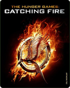 Hunger Games: Catching Fire: Limited Edition (Blu-ray-UK/DVD:PAL-UK)(Steelbook)