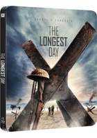 Longest Day: Limited Edition (Blu-ray-UK)(Steelbook)