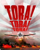 Tora! Tora! Tora!: Limited Edition (Blu-ray-UK)(Steelbook)