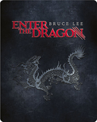 Enter The Dragon: Limited Edition (Blu-ray-UK)(Steelbook)