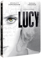 Lucy: Limited Edition (Blu-ray-GR)(Steelbook)