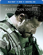 American Sniper: Limited Edition (Blu-ray/DVD)(Steelbook)
