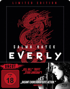 Everly: Limited Edition (Blu-ray-GR)(SteelBook)