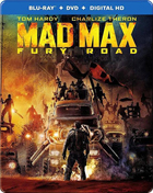 Mad Max: Fury Road: Limited Edition (Blu-ray/DVD)(SteelBook)