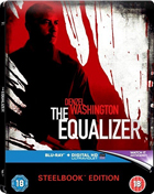 Equalizer: Limited Edition (Blu-ray-UK)(SteelBook)