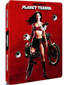 Grindhouse: Limited Edition (Blu-ray-UK)(SteelBook): Death Proof / Planet Terror