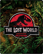 Lost World: Jurassic Park: Limited Edition (Blu-ray-UK)(SteelBook)