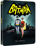 Batman, The Movie: Limited Edition (Blu-ray-UK)(SteelBook)