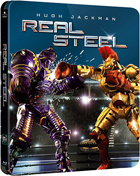Real Steel: Limited Edition (Blu-ray-UK)(SteelBook)