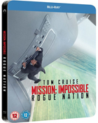 Mission: Impossible - Rogue Nation: Limited Edition (Blu-ray-UK)(SteelBook)