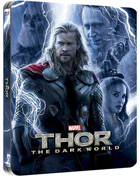 Thor: The Dark World: Lenticular Limited Edition (Blu-ray 3D-UK/Blu-ray-UK)(SteelBook)