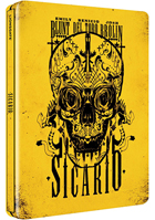 Sicario: Limited Edition (Blu-ray-UK)(SteelBook)