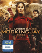 Hunger Games: Mockingjay Part 2: Limited Edition (Blu-ray/DVD)(SteelBook)