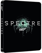 Spectre: Limited Edition (Blu-ray-FR/DVD:PAL-FR)(SteelBook)