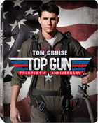 Top Gun: 30th Anniversary Edition: Limited Edition (Blu-ray)(SteelBook)