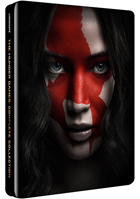 Hunger Games: The Complete Collection: Limited Edition (Blu-ray-UK)(SteelBook)
