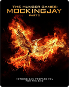 Hunger Games: Mockingjay Part 2: Limited Edition (Blu-ray-UK)(SteelBook)