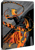 Ghost Rider: Spirit Of Vengeance: Limited Edition (Blu-ray-UK)(SteelBook)