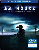 13 Hours: The Secret Soldiers Of Benghazi: Limited Edition (Blu-ray/DVD)(SteelBook)