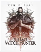 Last Witch Hunter: Limited Edition (Blu-ray/DVD)(SteelBook)