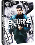 Bourne Identity: Limited Edition (Blu-ray-UK)(SteelBook)