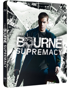 Bourne Supremacy: Limited Edition (Blu-ray-UK)(SteelBook)