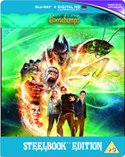 Goosebumps: Limited Edition (2015)(Blu-ray-UK)(SteelBook)