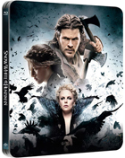 Snow White And The Huntsman: Limited Edition (Blu-ray-UK)(SteelBook)