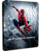 Spider-Man: Lenticular Limited Edition (Blu-ray-UK)(SteelBook)