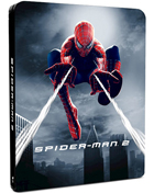 Spider-Man 2: Lenticular Limited Edition (Blu-ray-UK)(SteelBook)