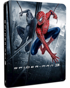 Spider-Man 3: Lenticular Limited Edition (Blu-ray-UK)(SteelBook)