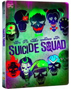 Suicide Squad: Extended Cut: Limited Edition (4K Ultra HD/Blu-ray)(SteelBook)