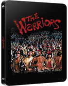 Warriors: Limited Edition (Blu-ray-UK)(Slipcase SteelBook)