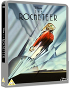 Rocketeer: Lenticular Limited Edition (Blu-ray-UK)(SteelBook)