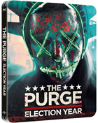 Purge: Election Year: Limited Edition (Blu-ray-UK)(SteelBook)