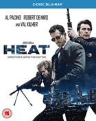 Heat: Director's Definitive Edition (Blu-ray-UK)