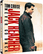 Jack Reacher: Never Go Back: Limited Edition (4K Ultra HD/Blu-ray)(SteelBook)