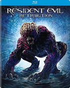 Resident Evil: Retribution: Limited Edition (Blu-ray)(SteelBook)