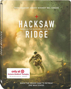 Hacksaw Ridge: Limited Edition (Blu-ray/DVD)(SteelBook)