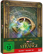 Doctor Strange: Limited Edition (2016)(Blu-ray 3D-GR/Blu-ray-GR)(SteelBook)