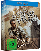 Ben-Hur: Limited Edition (2016)(Blu-ray-GR)(SteelBook)